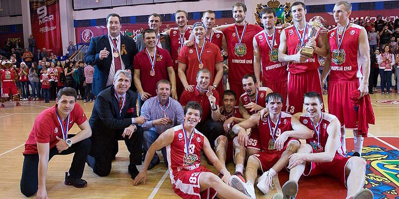 Прогноз матча по баскетболу Новосибирск - Спартак-Приморье