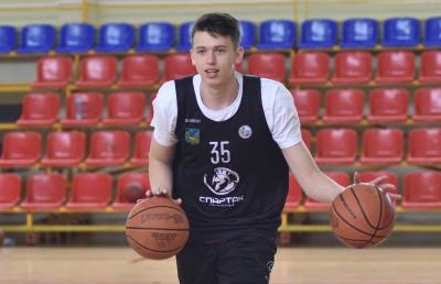 Воспитанник «Спартака-Приморье» вызван в молодежную сборную России